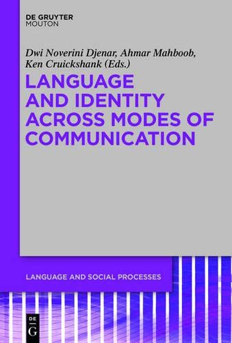 9781614513605: Language and Identity Across Modes of Communication