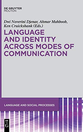 9781614513872: Language and Identity Across Modes of Communication
