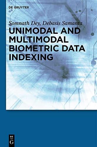 Unimodal and Multimodal Biometric Data Indexing: Somnath Dey; Debasis