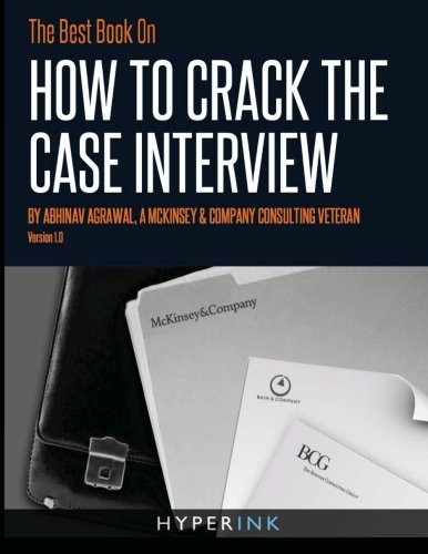 9781614640110: The Best Book On How To Crack The Case Interview