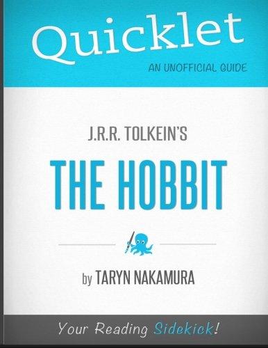 9781614640486: Quicklet - J.R.R. Tolkien's The Hobbit