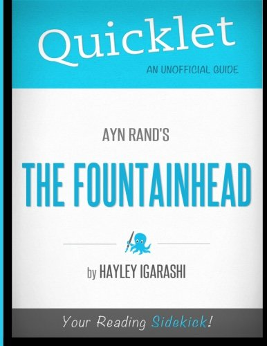 9781614640752: Quicklet - Ayn Rand's The Fountainhead