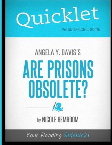 9781614641117: Quicklet - Angela Y. Davis's Are Prisons Obsolete?