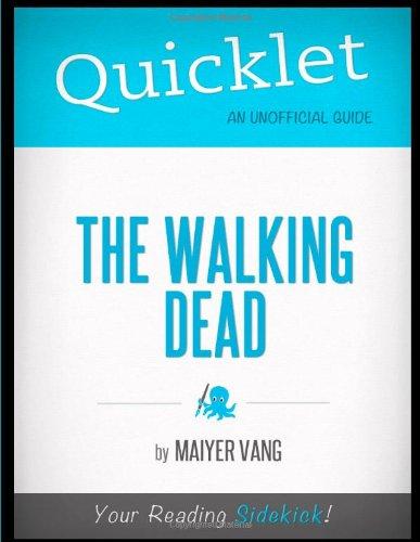 9781614641827: Quicklet - The Walking Dead - Season 1