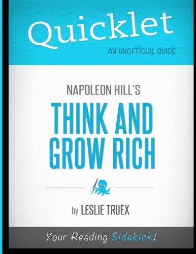 9781614641834: Quicklet - Napoleon Hill's Think and Grow Rich