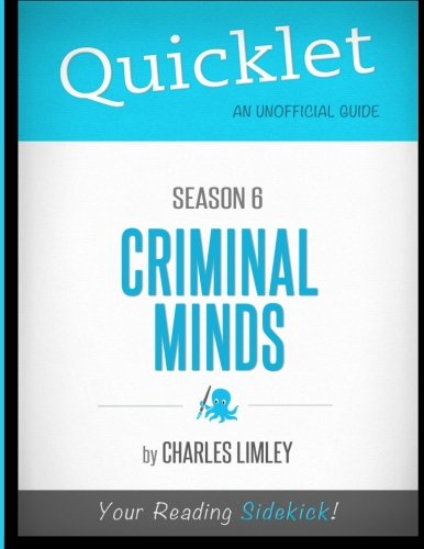 9781614642053: Quicklet - Criminal Minds Season 6