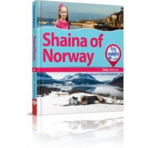 9781614651758: Shaina Of Norway