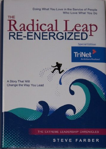 9781614660002: The Radical Leap Re-Energized Special Edition