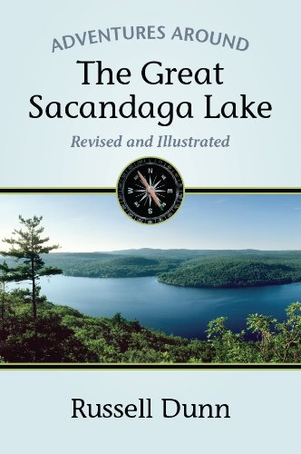 9781614680185: Adventures Around the Great Sacandaga Lake: Revised and Illustrated