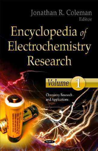 Encyclopedia of Electrochemistry Research (Hardback)