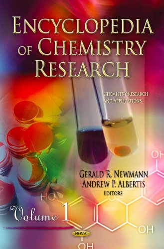 Encyclopedia of Chemistry Research (Hardback)