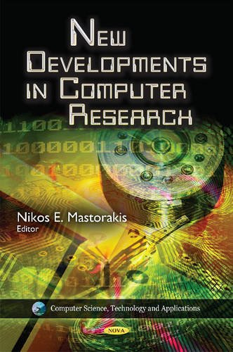 New Developments in Computer Research (Computer Science, Technology and Applications)