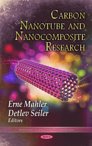 Carbon Nanotube and Nanocomposite Research (Materials Science and Technologies: Nanotechnology ...