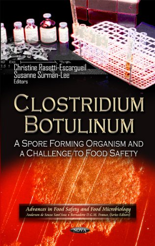 9781614705758: Clostridium Botulinum: A Spore Forming Organism & a Challenge to Food Safety (Advances in Food Safety and Food Microbiology)