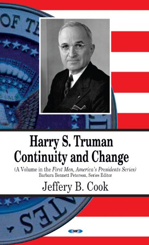 9781614707219: Harry S. Truman: Continuity and Change (First Men, America's Presidents)