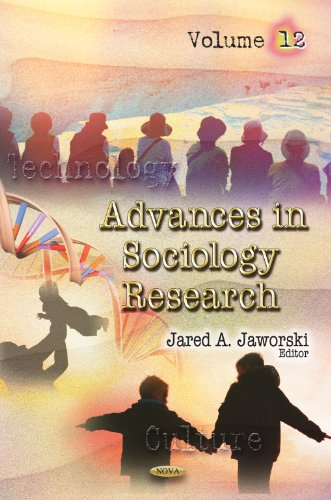 9781614707462: Advances in Sociology Research