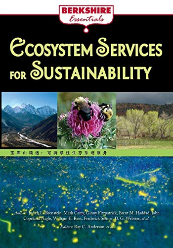 9781614729662: Ecosystem Services and Sustainability (Berkshire Essentials)