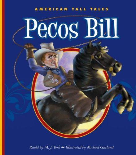 Pecos Bill (Hardback): M J York