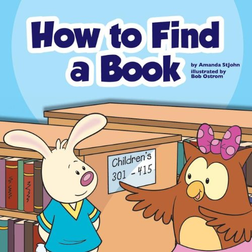9781614732501: How to Find a Book (Library Skills)