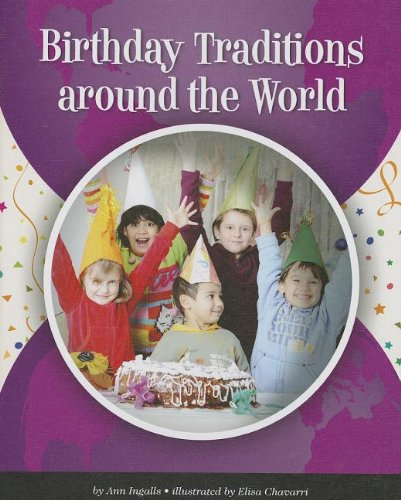 9781614734246: Birthday Traditions Around the World (World Traditions (Child's World))