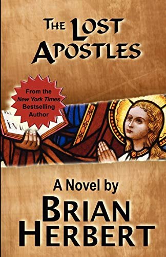 The Lost Apostles (Signed): Herbert, Brian