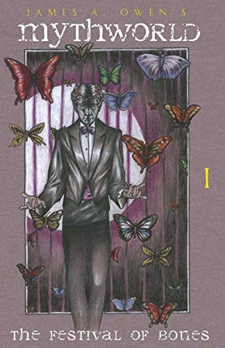 9781614752004: The Festival of Bones: Mythworld Book One (Volume 1)