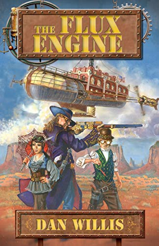 9781614753339: The Flux Engine (The Shattered West) (Volume 1)