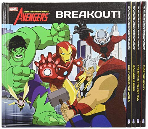 9781614790006: The Avengers: Earth's Mightiest Heroes!