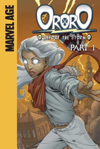 9781614790242: Marvel Age Ororo 1: Before the Storm