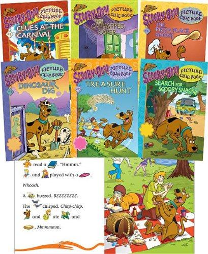 9781614790341: Scooby-Doo! Picture Clue (Scooby-Doo! Picture Clue Books)