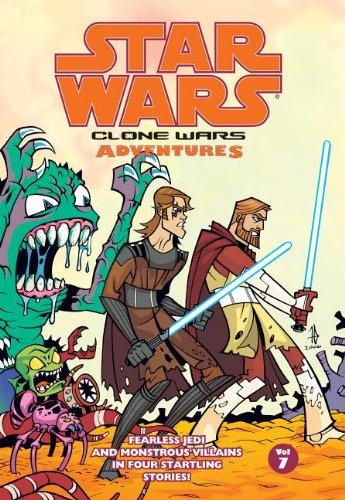 9781614790587: Star Wars Clone Wars Adventures 7 (Star Wars Digests)