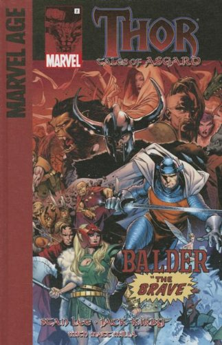 9781614791690: Balder the Brave (Marvel Age Thor: Tales of Asgard)