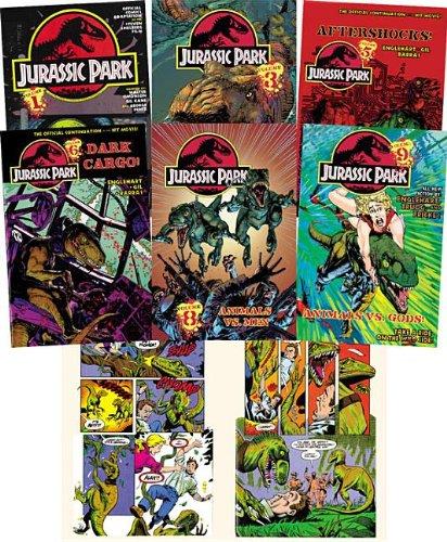 Jurassic Park (Library Binding)