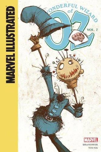 9781614792321: Marvel Illustrated the Wonderful Wizard of Oz 7