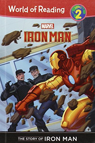 Story of Iron Man (World of Reading, Level 2): Thomas Macri