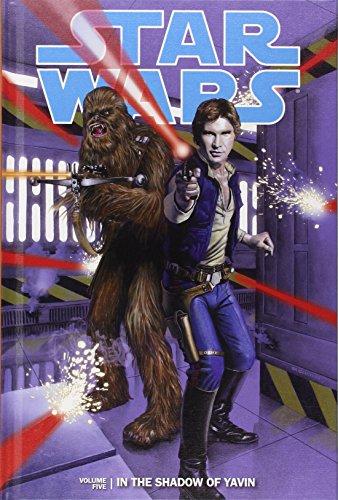 Star Wars In the Shadow of Yavin 5: Wood, Brian