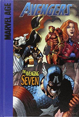 9781614792949: The Avenging Seven (Avengers)