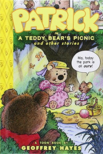 9781614793045: Patrick in a Teddy Bear's Picnic and Other Stories (Toon Books Set 2)