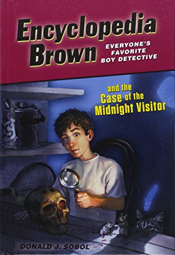 9781614793090: Encyclopedia Brown and the Case of the Midnight Visitor