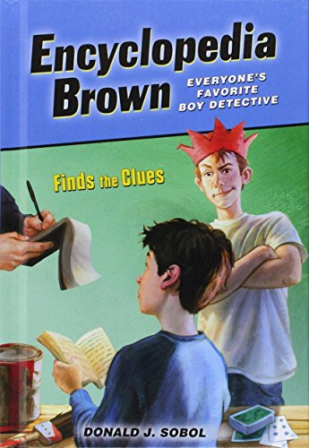 9781614793113: Encyclopedia Brown Finds the Clues