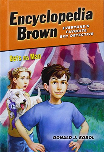 9781614793120: Encyclopedia Brown Gets His Man