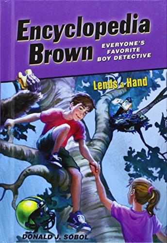 9781614793144: Encyclopedia Brown Lends a Hand