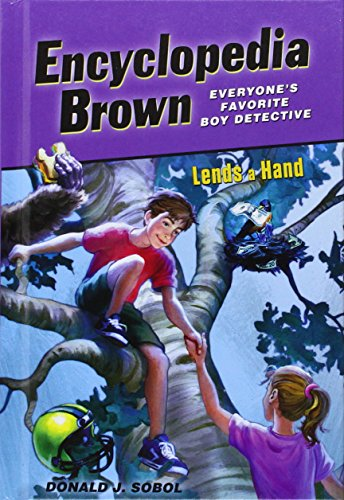 9781614793144: Encyclopedia Brown Lends a Hand