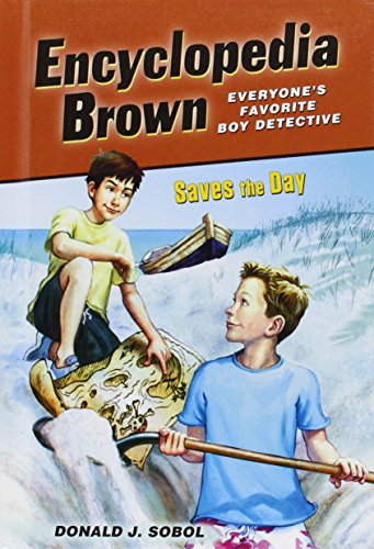 9781614793151: Encyclopedia Brown Saves the Day