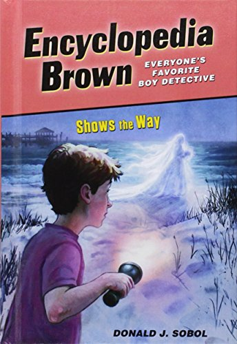 9781614793168: Encyclopedia Brown Shows the Way