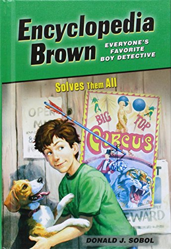 9781614793175: Encyclopedia Brown Solves Them All