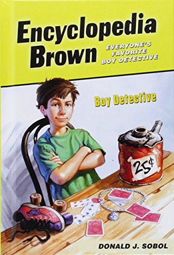 9781614793205: Boy Detective (Encyclopedia Brown)