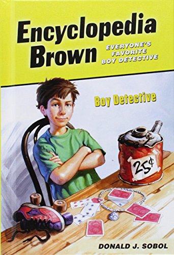 9781614793205: Encyclopedia Brown, Boy Detective