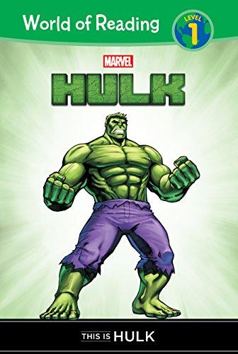 9781614793618: Hulk: This Is Hulk (Hulk: World of Reading, Level 1)