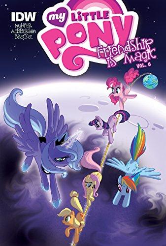 9781614793816: My Little Pony 6: Friendship Is Magic